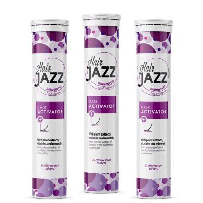 New HAIR JAZZ Hair Activator- 2 months Program!