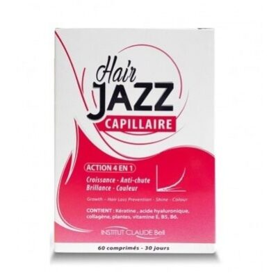 HAIR JAZZ Vitamins for Faster Hair Growth